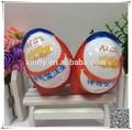 Kinder a granel de pascua forma de huevo de chocolate compuesto, chocolate& caramelo