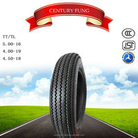best quality china two roll nature rubber Motorcycle tubeless Tyre 4.00-19