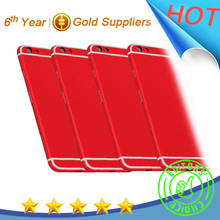 Wholesale high quality red color back cover housing for iphone 6