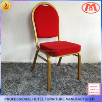 XM-A039 Hotel room hall aluminum banquet chair made in Foshan