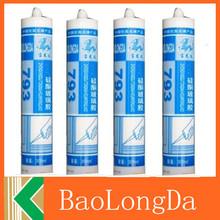 Hecho en china sellador de silicona& adhesiva de china proveedor& pegamento de caucho