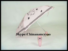 2014 Wonderful Perfume Bottle Style Umbrella