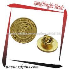 2014 personalizada insignia del botón