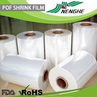 POF shrink film roll used on the L-bar sealer