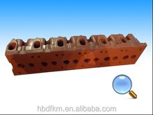 ductile iron casting auto parts parts -Cylinder head