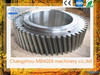 casting large spur gear for all kind machinery