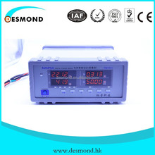 High quality alarm model digital power meter/voltage meter/amper meter Accuracy 0.5 All measurements are TRMS