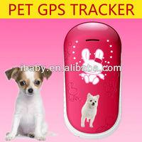 Lovely P2G gsm pet gps tracker