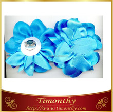 Alibaba brooch bouquet make fabric flower brooch