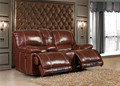 en cuir inclinables causeuse sf3671 console