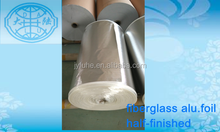 Aluminum foil fiberglass cloth tape used in car body