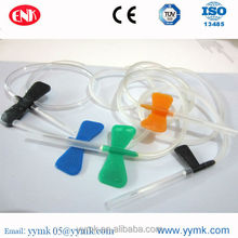 21g, 22g, 23g, 24g, 25g infusion needle butterfly needle