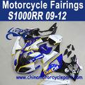 Para BMW S1000RR 2009 2010 2011 2012 Carenados de motos
