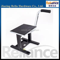 Foot Pedal Operated Motocross Stand, Machanical Lift Jack For Motorcycle