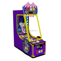 Circus Elephant tikcet type game machine lottery machine arcade machine