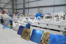 ceramic tiles golden color pvd vacuum coating machine,ceramic tile coating machine for glazed porcelain tile