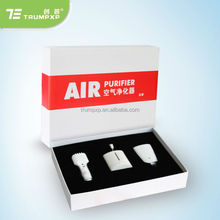 Holiday gifts TRUMP Mini air purifier/Car air purifier/Neck Purifier Gift Sets