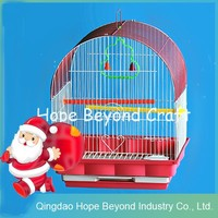 Pet cages wrought iron bird cage decorative