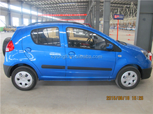 small mini 4 doors SUV solar electric car