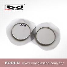 Round EMI Shielding Glass