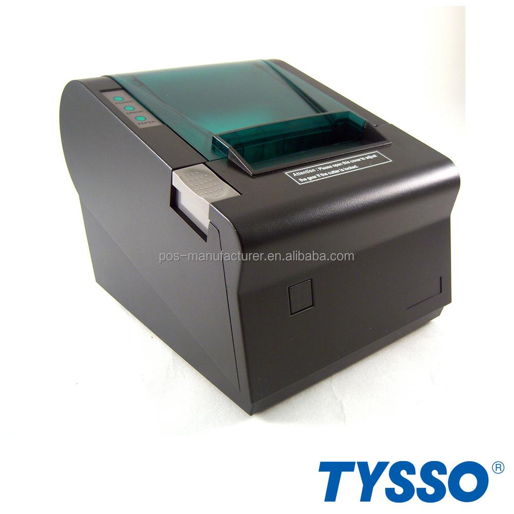 TYSSO High Speed Thermal Receipt Printer