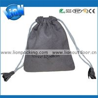 Popular new coming suede leather bags