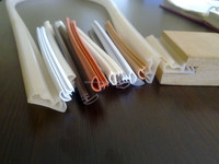 Silicon rubber Gasket for window and door