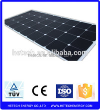 Hot Selling 100W/115W Flexible Solar Panels Price From China With Fast Shipment