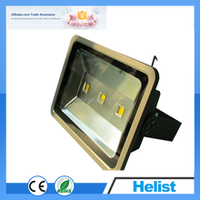 Top sale trade assurance aluminum outdoor 400 watt led flood light