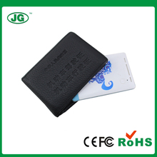 Credit Card Type 1400mAh Universal Slim Power Bank USB Charger ,Card Size Power Bank for Mobiles