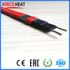 Water Proof Pipe Defroster Freeze Protection Frost Tech Heat Tape Flat Wire Underground Self Regulating Heating Cable