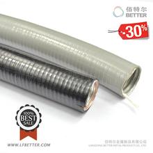 "HOT SALE 1"" ID Liquid Tight Metallic Flexible Electrical Conduit for wiring"