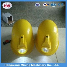 rechargeable led coal miner mining safety helmet light