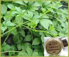 100% Natural Glypenosides 98%/Gynostemma pentaphyllum extract/Cardiovascular