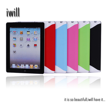 2014 new promotion Leather mobile phone cover for ipad2/ipad3/ipad4,Alibaba new product phone case for ipad