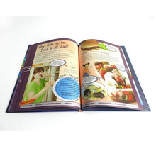 cheap children story hardcover book printing in China