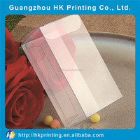 High quality hard foldable plastic packing box with your own logo