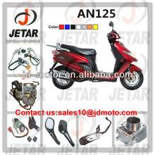 piezas de la vespa de las marcas chinas AN125