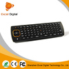 Hot selling bluetooth air mouse I8 fly Air mouseI8airmouse I8 air fly mouse wireless bluetooth keyboard for Android tv box m8