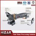 Hizar H125PE eléctrica mini pulidora, pulidor de suelo