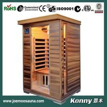 2015 new JM-D2-C far infrared sauna home