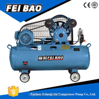 Industrial Belt Driven Piston Air Compressor With Goog Quality At Best Price
