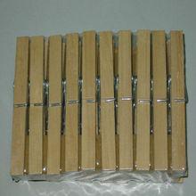 Alta demanda importación productos mini pinzas de madera