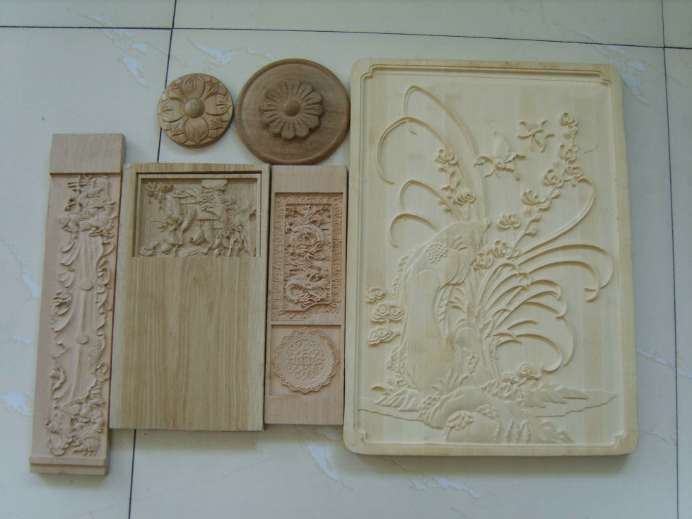 High speed d wood carving cnc router machine