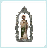religious resin photo frames