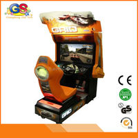 3d grid car racing indoor coin op real cool old arcade games online