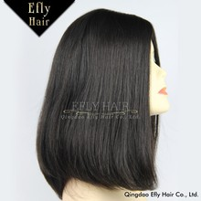 2015 new arrival cheap price accept paypal straight european hair kosher jewish wig