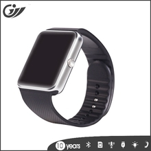 MTK6260A sim card gt08 smart watch phone