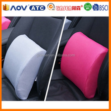 2014 Linsen new style cheap wholesale memory foam car seat cushion with cushion covers