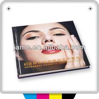 2013 beautiful 250gsm softcover oriflame cosmetics catalogue